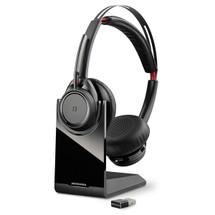 Plantronics Voyager Focus UC B825 With Stand