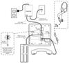 Avaya 1416 Digital Display Telephone (Back Socket)