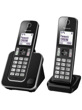 Panasonic KX-TGD312EB DECT Phone Twin