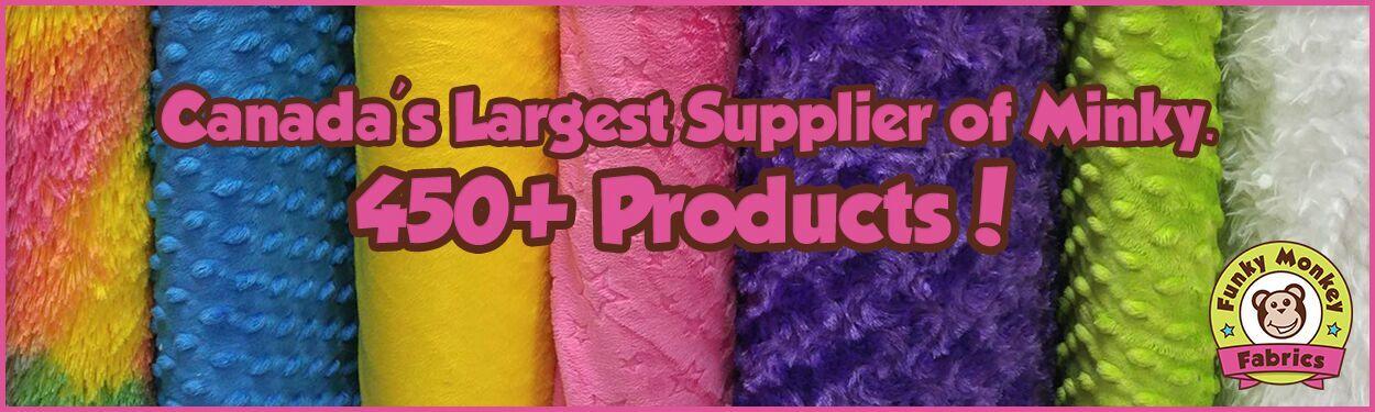 Fleece fabric online canada