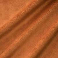 Rust Minky Smooth - 1/2 yard
