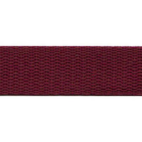 "1"" Webbing by the Yard - Wine"