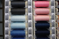 Navy #272 Polyester Thread - 100m