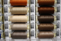 Tan #536 Polyester Thread - 100m