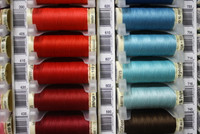 Mystic Blue #610 Polyester Thread - 100m
