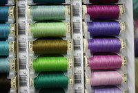 Olive #714 Polyester Thread - 100m