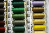 Dark Goldenrod #864 Polyester Thread - 100m
