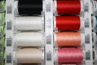 Black #10 Polyester Thread - 250m