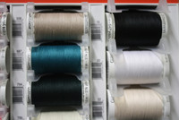 Sand #506 Polyester Thread - 250m