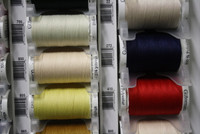 Ivory #800 Polyester Thread - 250m
