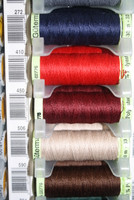 Scarlet #410 Polyester Top Stitching - 30m
