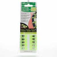 Green Wonder Clips 10 pack