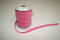 "Hot Pink Double fold Bias Tape 1/2"" – Sold by the yard"
