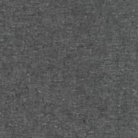 Charcoal Essex Yarn Dyed Linen - 1/2 yard