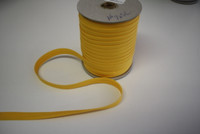 "Yellow Double fold Bias Tape 1/2"" – Sold by the yard"