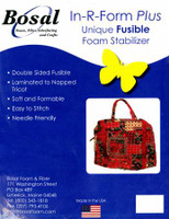 Bosal In-R-Form Double Sided Fusible Foam Stabilizer 36in x 58in