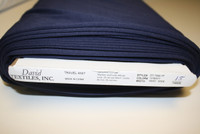Navy Travel Knit - 1/2 yard