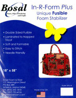 Bosal In-R-Form Double Sided Fusible Foam Stabilizer 18in x 58in