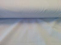 White 10oz Cotton/Lycra - 1/2 yard