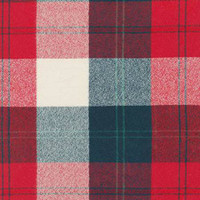 Americana Plaid Mammoth Flannel - 1/2 yard