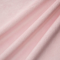 Blush Minky Smooth - 1/2 yard