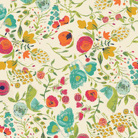 Budquette Abloom - Art Gallery Cotton - 1/2 yard