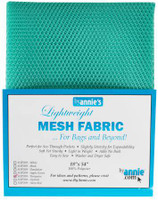 "Mesh Lite Weight Turquoise - 18x54"" package"