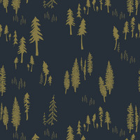 Timberland Woodlands - Art Gallery Knit - 1/2 yard