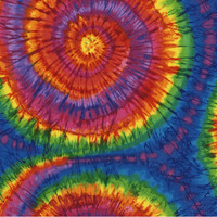 Prism Tie Dye - Timeless Treasures cotton - 1/2 yard