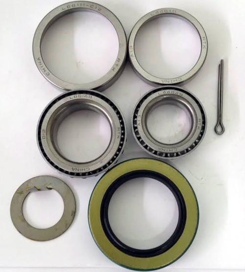 1-3/8'' X 1-1/16'' Trailer Wheel Bearing Kit (L68149-L44649-17255TB)
