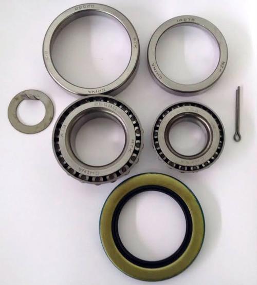 1-3/4'' x 1-1/4'' Trailer Axle Wheel Bearing Kit (L25580-L14125A -21333TB)