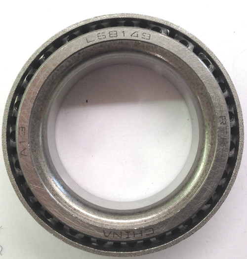 1-3/8'' Trailer Wheel Bearing L68149 (Back View)