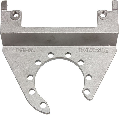 Deemaxx Coated Adapter Plate For 6 Lug Integral Brakes