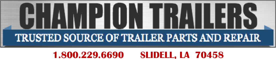 Champion Trailers