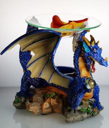 Blue Dragon Poly Oil Burner
