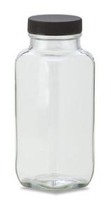 8 oz French Square Jar