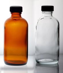 8 oz 240 ml Boston Round Bottles