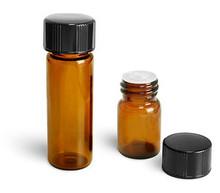 2 Dram Vials with Orifice Reducer