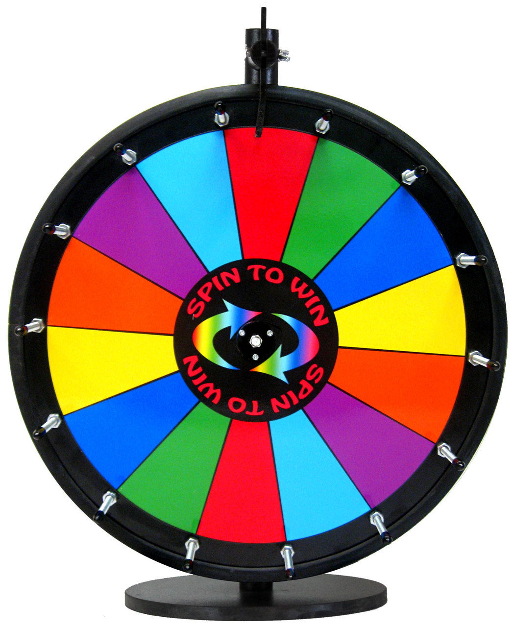 Spin To Win Game