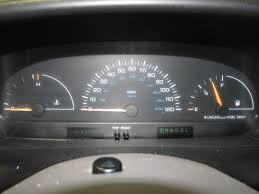 Caravansdo on 1995 Jeep Cherokee Gauge Cluster