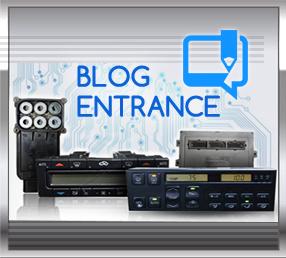 Blog Entrance