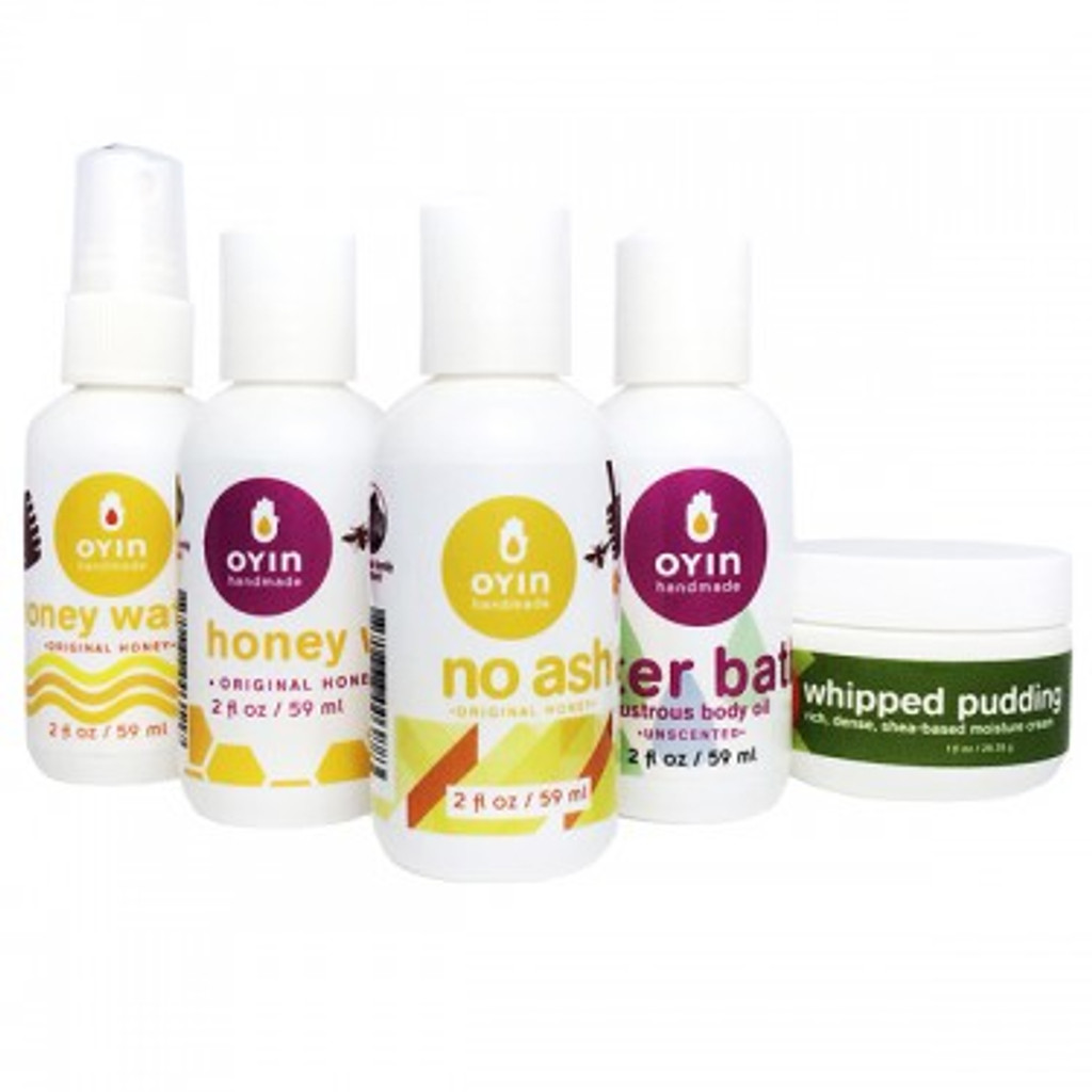 5 Piece Snack Pack ~ For Body!