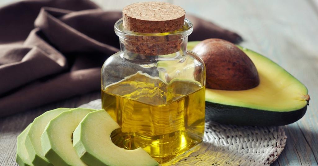 Aaahh-vocado oil!!