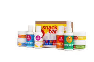 Snack Bar ~ sampling kit! includes 8 minis