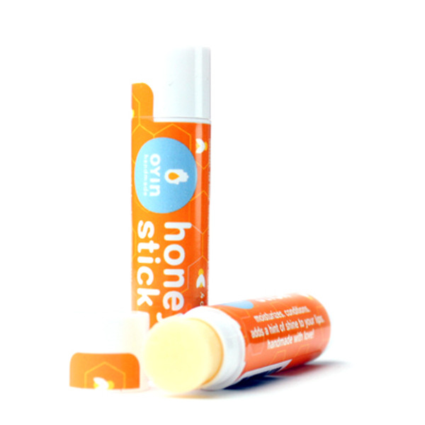 Nourishing Lip Balms ~ HoneySticks and Stick O' Joe