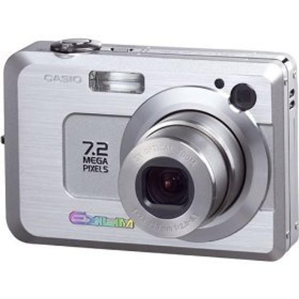 Casio Exilim EXZ750 7MP Digital Camera