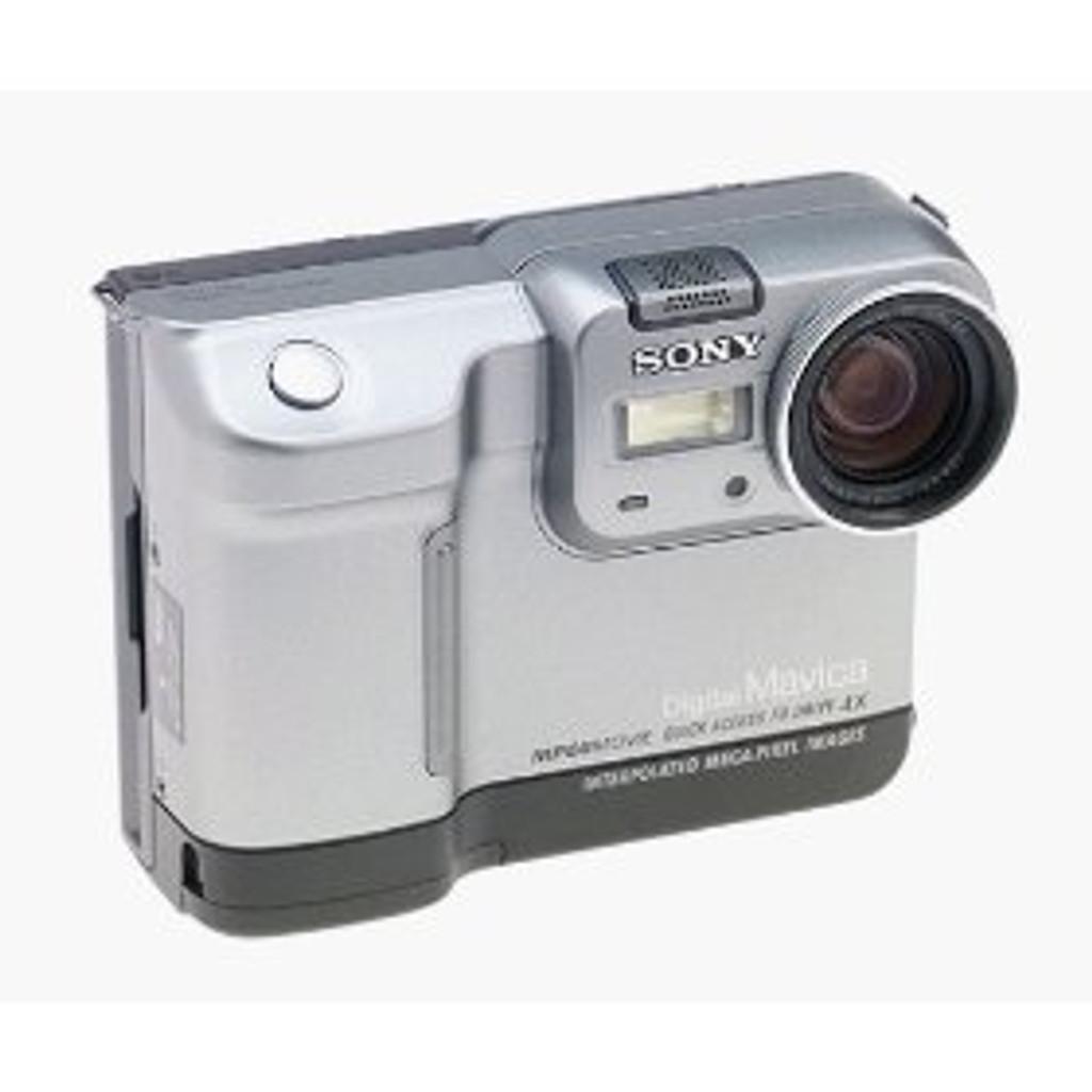 Sony Mavica Camera MVC-FD83