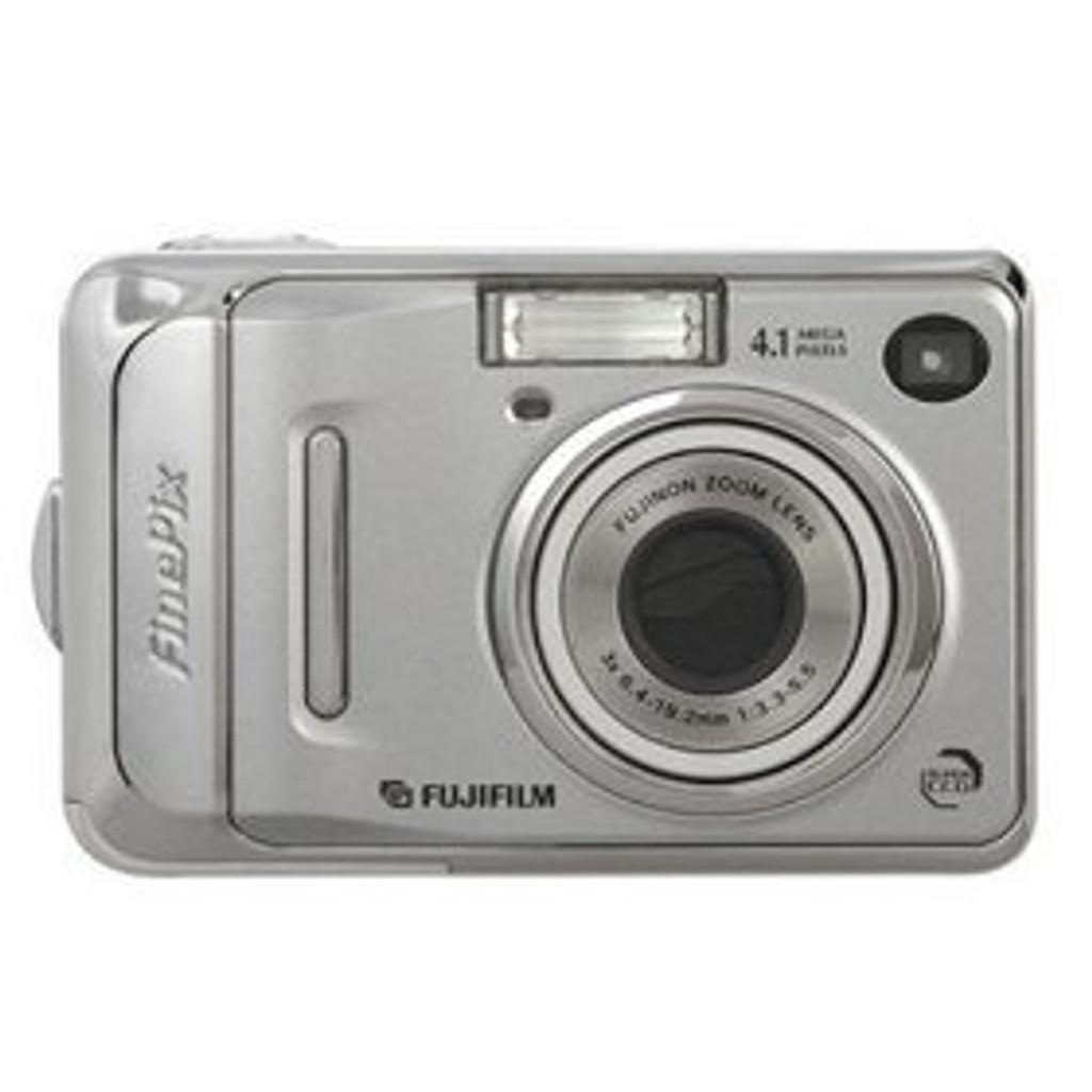 Fujifilm Finepix A400 4.1MP Digital Camera
