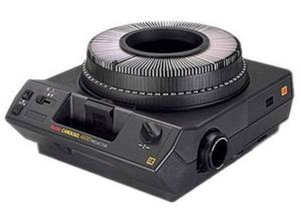 Kodak Carousel Slide Tray - 80
