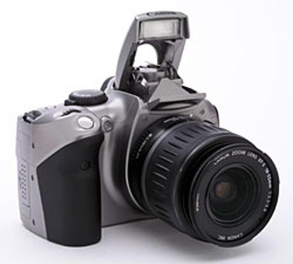 Canon 300D EOS Digital Rebel